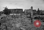 Image of bomb damage Berlin Germany, 1953, second 11 stock footage video 65675072566