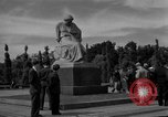 Image of Russian Memorial Park Berlin Germany, 1953, second 5 stock footage video 65675072568