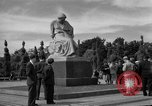 Image of Russian Memorial Park Berlin Germany, 1953, second 7 stock footage video 65675072568