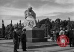 Image of Russian Memorial Park Berlin Germany, 1953, second 8 stock footage video 65675072568