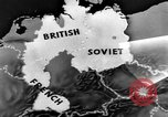 Image of German Soviet zone post WW2  Berlin Germany, 1948, second 8 stock footage video 65675072578