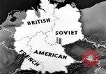 Image of German Soviet zone post WW2  Berlin Germany, 1948, second 11 stock footage video 65675072578