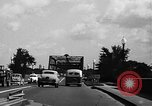 Image of traffic on roads Washington DC USA, 1949, second 9 stock footage video 65675072585