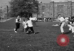 Image of Fordham University New York United States USA, 1962, second 10 stock footage video 65675072588