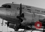 Image of C-47 Skytrain Kansas United States USA, 1946, second 2 stock footage video 65675072627