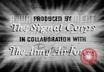 Image of electrical inspection United States USA, 1943, second 8 stock footage video 65675072636