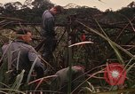 Image of recovery of LB-7 aircraft Bluefields Nicaragua, 1969, second 4 stock footage video 65675072638