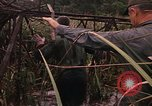 Image of recovery of LB-7 aircraft Bluefields Nicaragua, 1969, second 12 stock footage video 65675072638