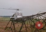 Image of recovery of LB-7 aircraft Bluefields Nicaragua, 1969, second 3 stock footage video 65675072639