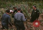 Image of recovery of LB-7 aircraft debris Bluefields Nicaragua, 1969, second 9 stock footage video 65675072642