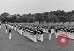 Image of final dress parade Annapolis Maryland USA, 1938, second 9 stock footage video 65675072645