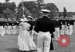 Image of final dress parade Annapolis Maryland USA, 1938, second 12 stock footage video 65675072645