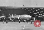 Image of Superliner aircraft Santa Monica California USA, 1938, second 4 stock footage video 65675072647