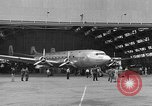 Image of Superliner aircraft Santa Monica California USA, 1938, second 5 stock footage video 65675072647