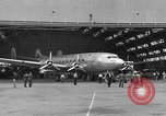 Image of Superliner aircraft Santa Monica California USA, 1938, second 7 stock footage video 65675072647