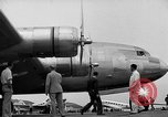 Image of Superliner aircraft Santa Monica California USA, 1938, second 10 stock footage video 65675072647