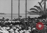 Image of Victor Emmanuel III Tripoli Lebanon, 1938, second 5 stock footage video 65675072651