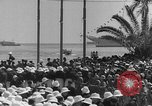 Image of Victor Emmanuel III Tripoli Lebanon, 1938, second 6 stock footage video 65675072651