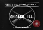 Image of army war rehearsal Chicago Illinois USA, 1938, second 3 stock footage video 65675072652