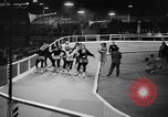 Image of roller derby Los Angeles California USA, 1938, second 10 stock footage video 65675072655