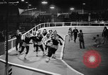 Image of roller derby Los Angeles California USA, 1938, second 11 stock footage video 65675072655