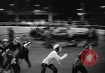 Image of roller derby Los Angeles California USA, 1938, second 12 stock footage video 65675072655