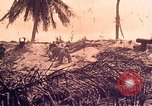 Image of Battle of Tarawa Tarawa Gilbert Islands, 1943, second 8 stock footage video 65675072664