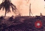 Image of Battle of Tarawa Tarawa Gilbert Islands, 1943, second 12 stock footage video 65675072664