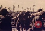 Image of Battle of Tarawa Tarawa Gilbert Islands, 1943, second 2 stock footage video 65675072665