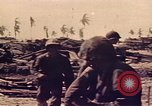 Image of Battle of Tarawa Tarawa Gilbert Islands, 1943, second 5 stock footage video 65675072665