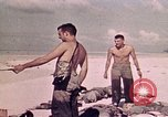 Image of Battle of Tarawa Tarawa Gilbert Islands, 1943, second 12 stock footage video 65675072666