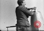 Image of rocket propulsion history Germany, 1942, second 10 stock footage video 65675072680