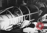 Image of The largest rocket car at the Heylandt factory in Berlin-Britz Germany Germany, 1930, second 3 stock footage video 65675072681