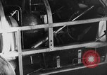 Image of The largest rocket car at the Heylandt factory in Berlin-Britz Germany Germany, 1930, second 9 stock footage video 65675072681