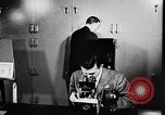 Image of secret services agent Washington DC USA, 1952, second 2 stock footage video 65675072684