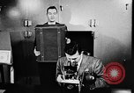 Image of secret services agent Washington DC USA, 1952, second 5 stock footage video 65675072684