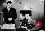 Image of secret services agent Washington DC USA, 1952, second 10 stock footage video 65675072684