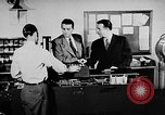 Image of secret services agent Washington DC USA, 1952, second 6 stock footage video 65675072685