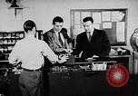 Image of secret services agent Washington DC USA, 1952, second 8 stock footage video 65675072685