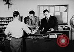 Image of secret services agent Washington DC USA, 1952, second 9 stock footage video 65675072685
