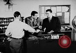 Image of secret services agent Washington DC USA, 1952, second 12 stock footage video 65675072685