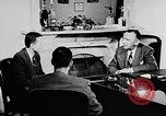 Image of secret services agent Washington DC USA, 1952, second 5 stock footage video 65675072689