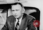Image of secret services agent Washington DC USA, 1952, second 11 stock footage video 65675072689