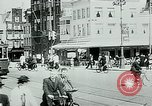Image of Belgian civilians during Nazi occupation Brussels Belgium., 1940, second 8 stock footage video 65675072691