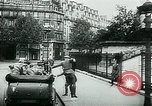 Image of Adolf Hitler viewing Paris monuments Paris France, 1940, second 6 stock footage video 65675072696