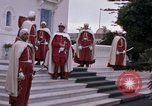 Image of palace guards Tunis Tunisia, 1959, second 11 stock footage video 65675072714