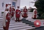 Image of palace guards Tunis Tunisia, 1959, second 12 stock footage video 65675072714