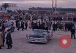 Image of Dwight Eisenhower Tunis Tunisia, 1959, second 8 stock footage video 65675072717