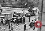 Image of Czechoslovakians revolt against German occupation Prague Czechoslovakia, 1945, second 6 stock footage video 65675072720