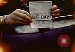 Image of V-E Day celebration European Theater, 1945, second 3 stock footage video 65675072731